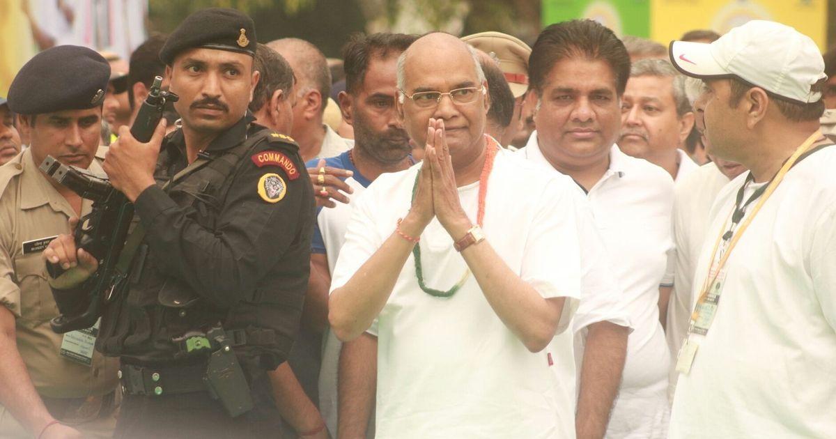 NDA's Ram Nath Kovind wins presidential election