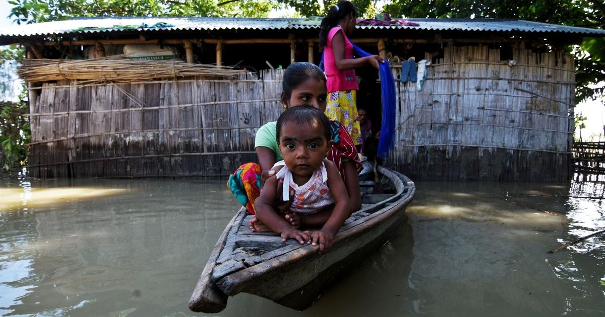 Severity of Assam floods heightens old fears about dams in the Brahmaputra basin