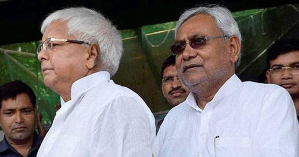 Amidst the mahagathbandhan mess, was Lalu trying to lure away Nitish Kumar's Mahadalit vote base?