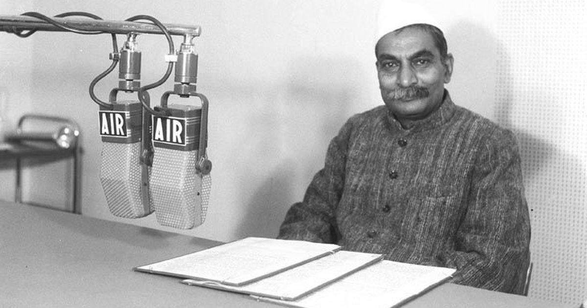 Looking back: What Rajendra Prasad, India's first President, thought about music