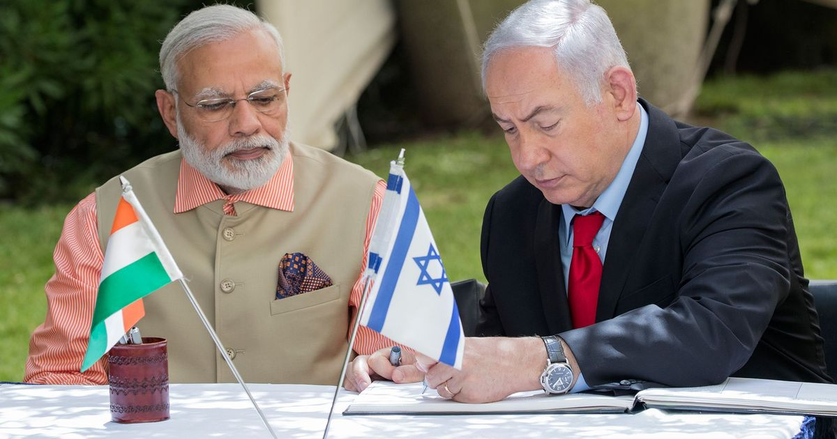 Lost in translation: What a Sanskrit book on the revival of Hebrew tells us about India-Israel ties