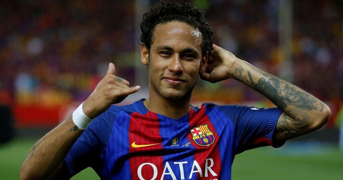 'He is one of us': Barcelona manager Ernesto Valverde dismisses talk of Neymar quitting club
