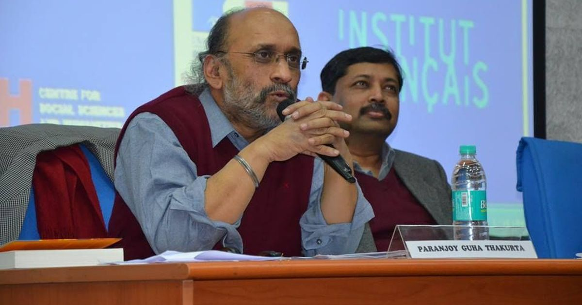 Economic and Political Weekly on edge: Reflections of former editor Rammanohar Reddy