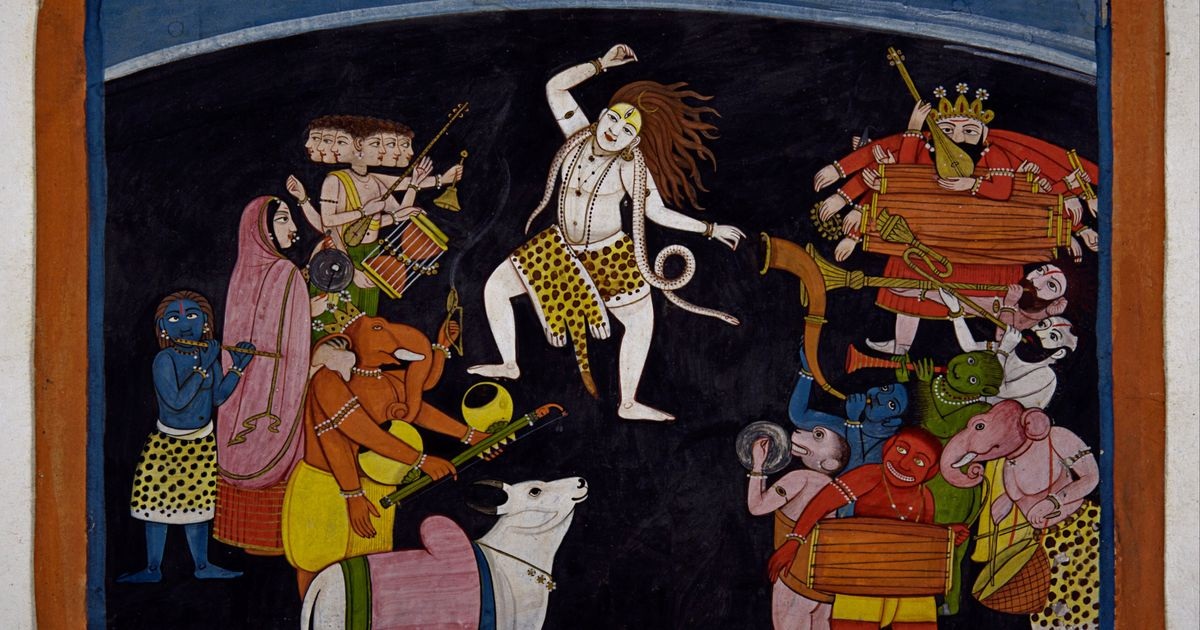 How Shiva was transformed from a meat-loving deity to a vegetarian god