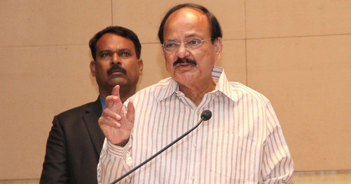 Venkaiah Naidu denies corruption allegations levelled by the Congress