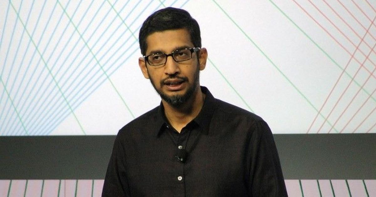 Google CEO Sundar Pichai appointed to Alphabet Inc's board of directors