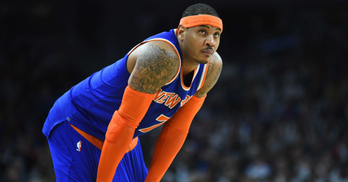 Carmelo Anthony, among the greatest scorers in NBA history, is yet to find a home this offseason