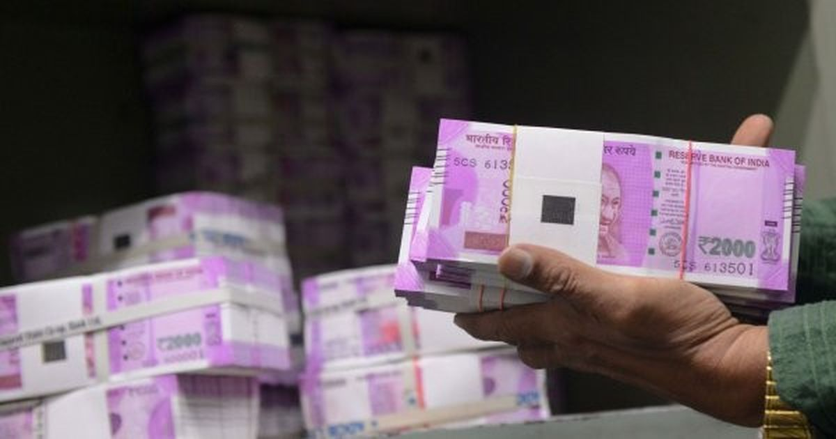 Government says most fake currency seized in J&K after note ban were new Rs 2,000, 500 notes