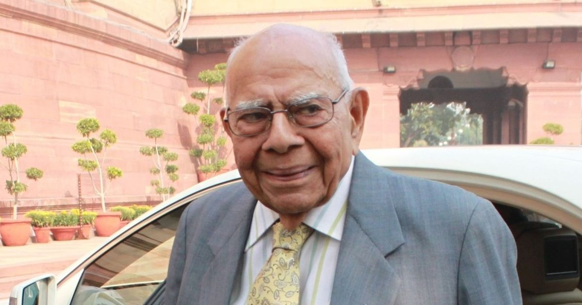 Ram Jethmalani quits as Arvind Kejrwal's counsel, asks Delhi chief minister to clear his legal fees