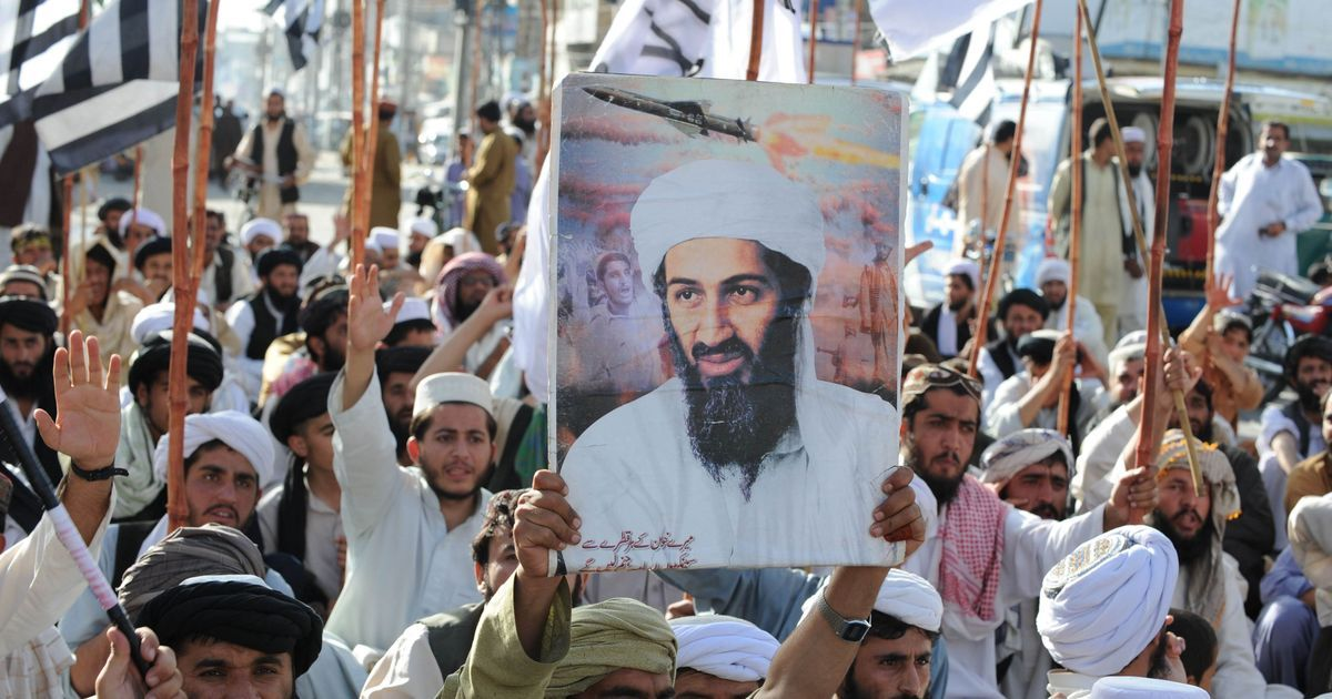 This book reveals what 9/11 (and after) may have been like from Osama Bin Laden's point of view
