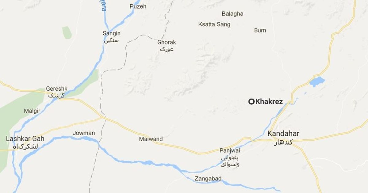Kandahar: Taliban attack on army base kills 26 Afghan soldiers
