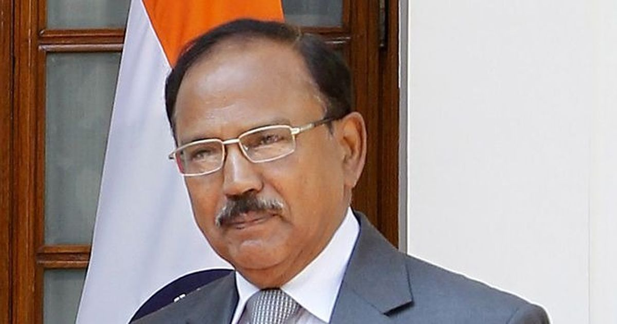 Sikkim standoff likely to dominate NSA Ajit Doval's agenda as he arrives in Beijing