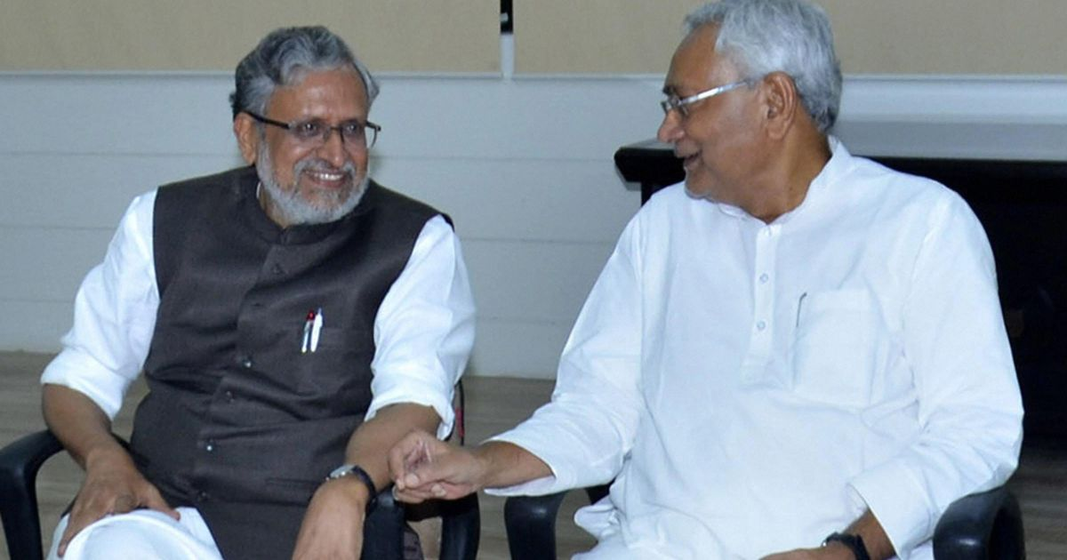 Bihar Chief Minister Nitish Kumar to face a floor test in the Assembly tomorrow