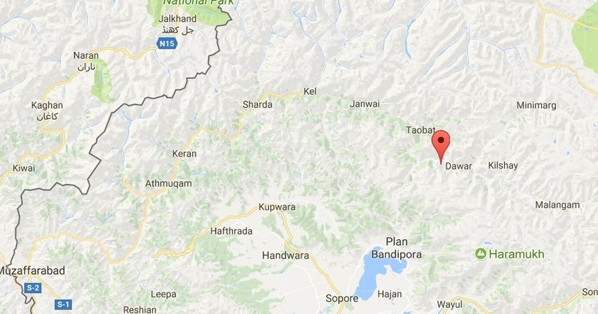 Kashmir: Infiltration bid foiled in Gurez sector, three militants killed, says Army