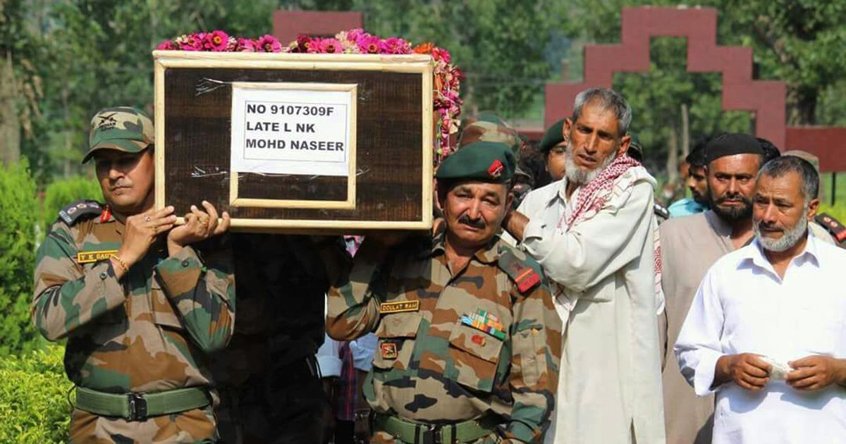 Why the names of Muslim soldiers are being noticed in the new India