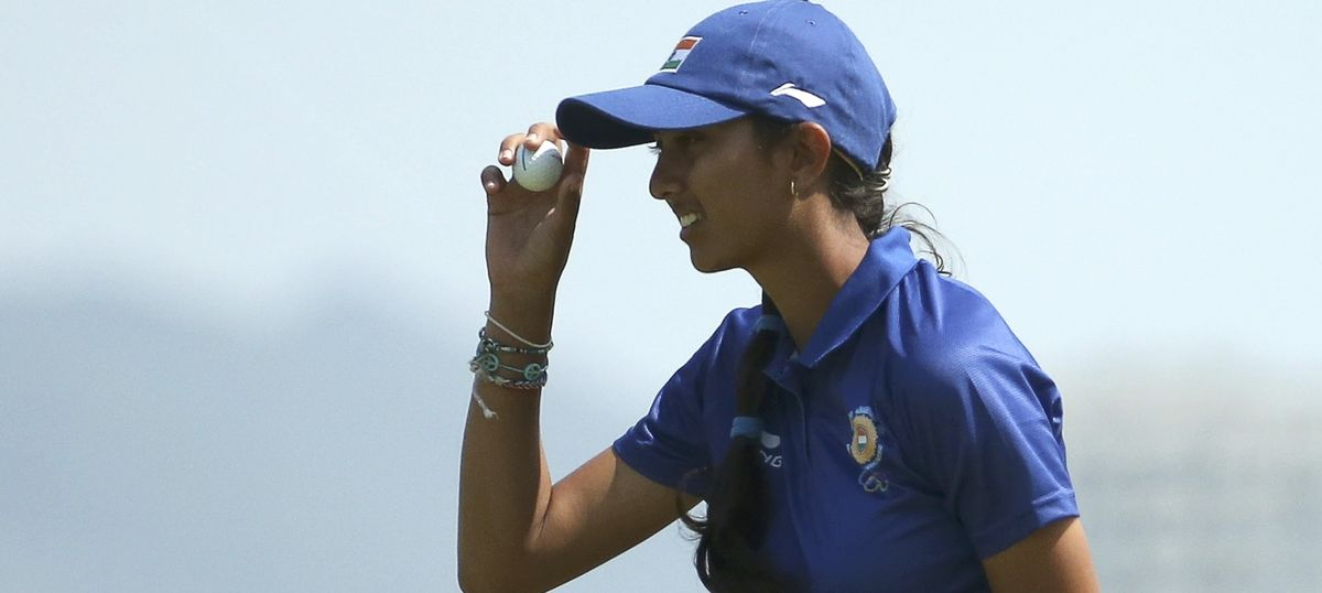 Rough start for Aditi Ashok at Scottish Open, shoots 8-over 80 in opening round