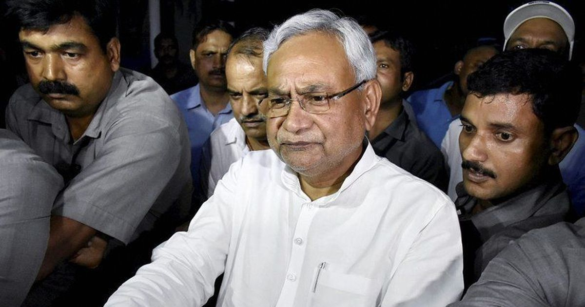 My mandate is to serve the country, not one family: Bihar CM Nitish Kumar