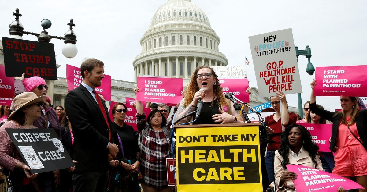 US Senate shoots down Bill repealing Obamacare