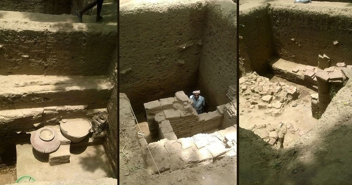 Samples excavated from Keezhadi archaeological site date back 2,200 years, Centre tells Rajya Sabha