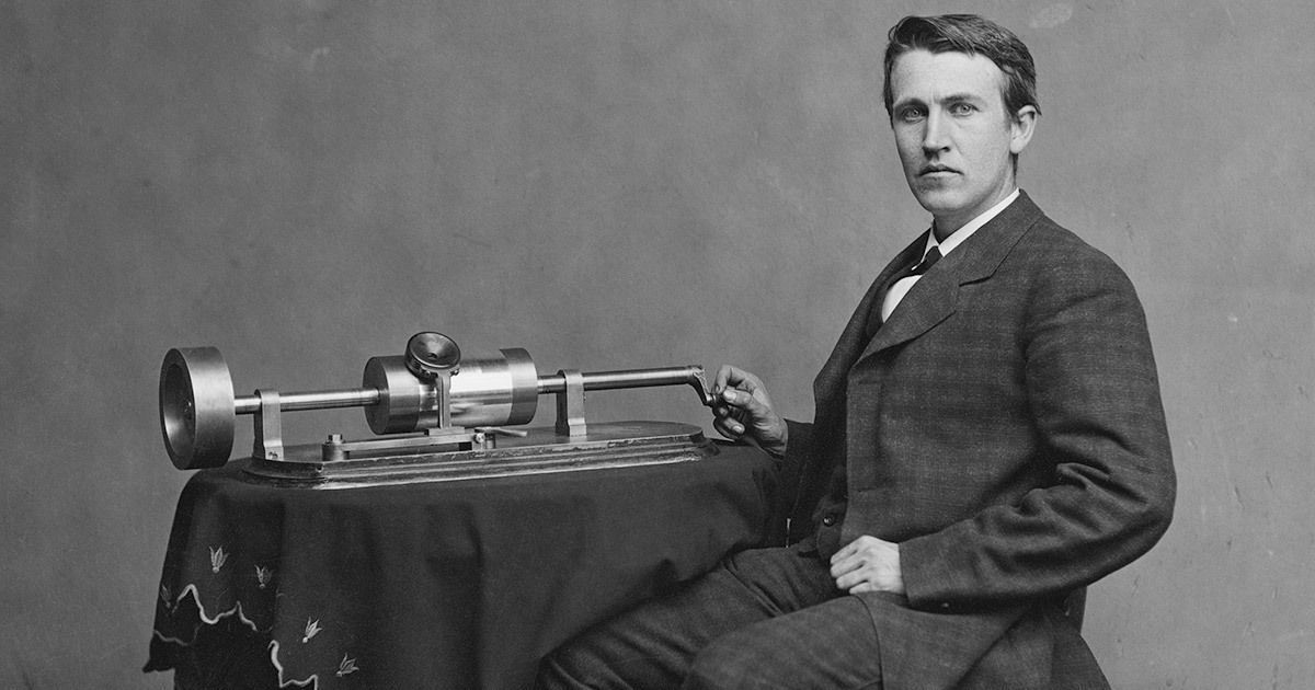 Edison invented recordings – but it was the phonography studios of Spain that popularised them