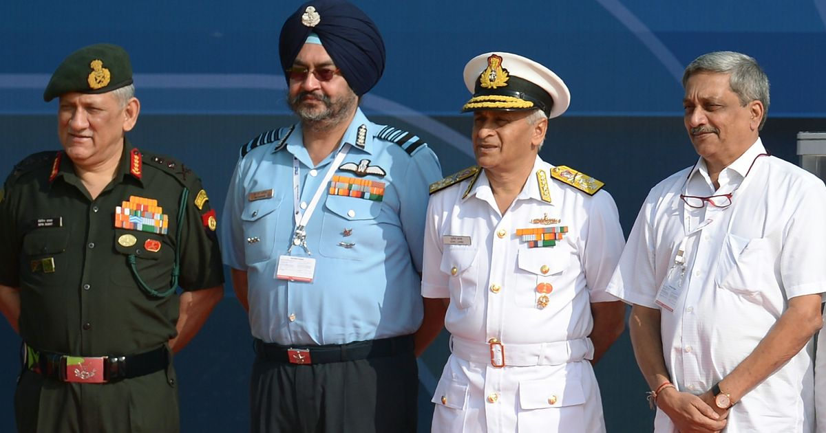 The Indian military is once again trying to bring the three forces closer – but will it succeed?