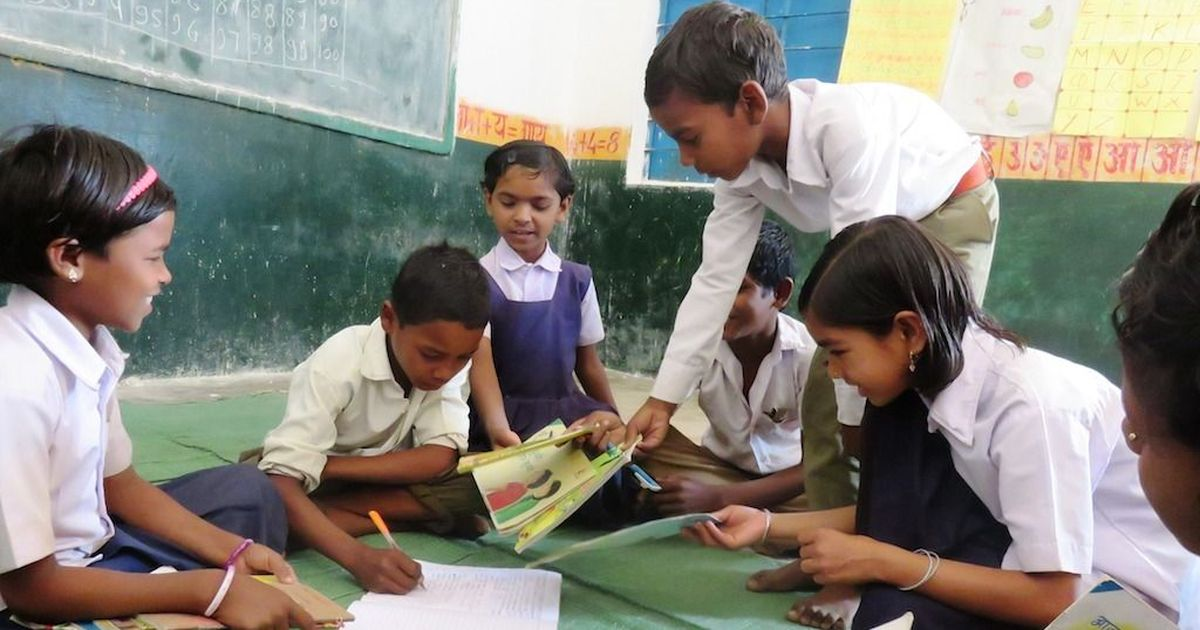 In Madhya Pradesh, literary fiction in Adivasi languages has increased kids' participation in school