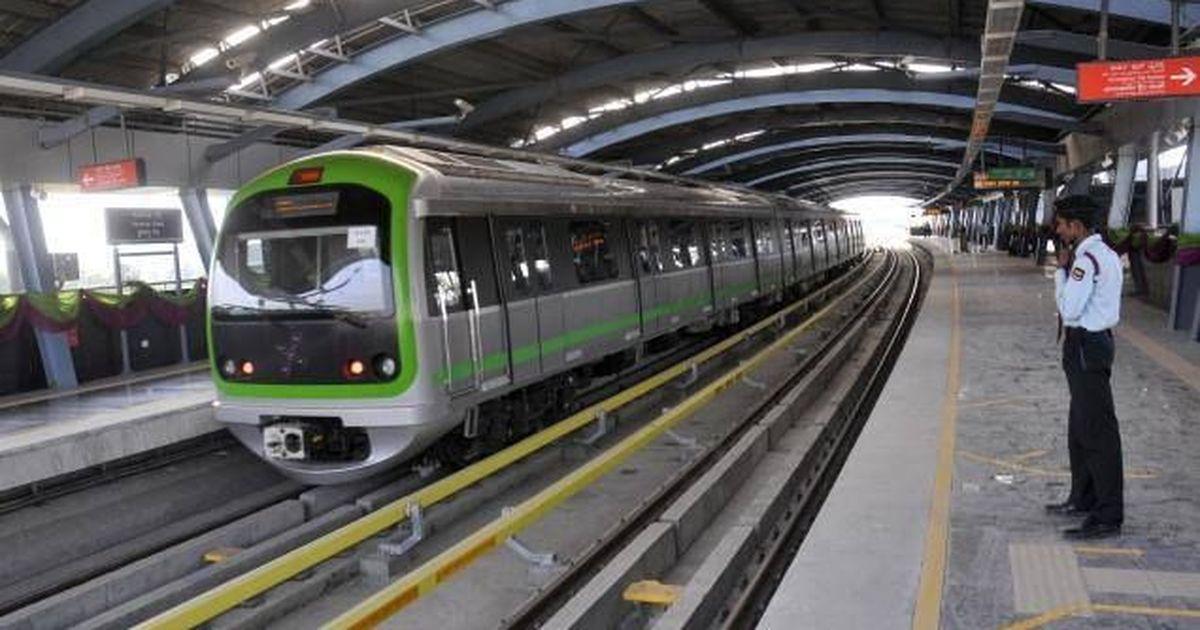 Karnataka government asks BMRCL to remove Hindi signs from Bengaluru's metro stations