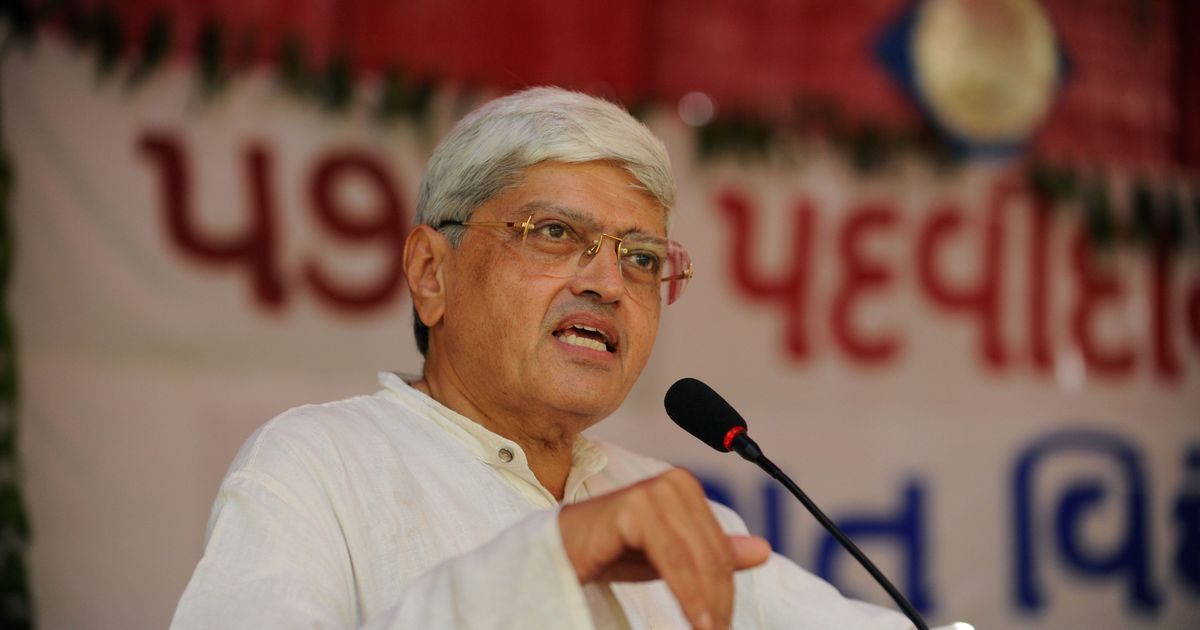 Vice-presidential poll: Gopalkrishna Gandhi pitches for televised discussion with Venkaiah Naidu