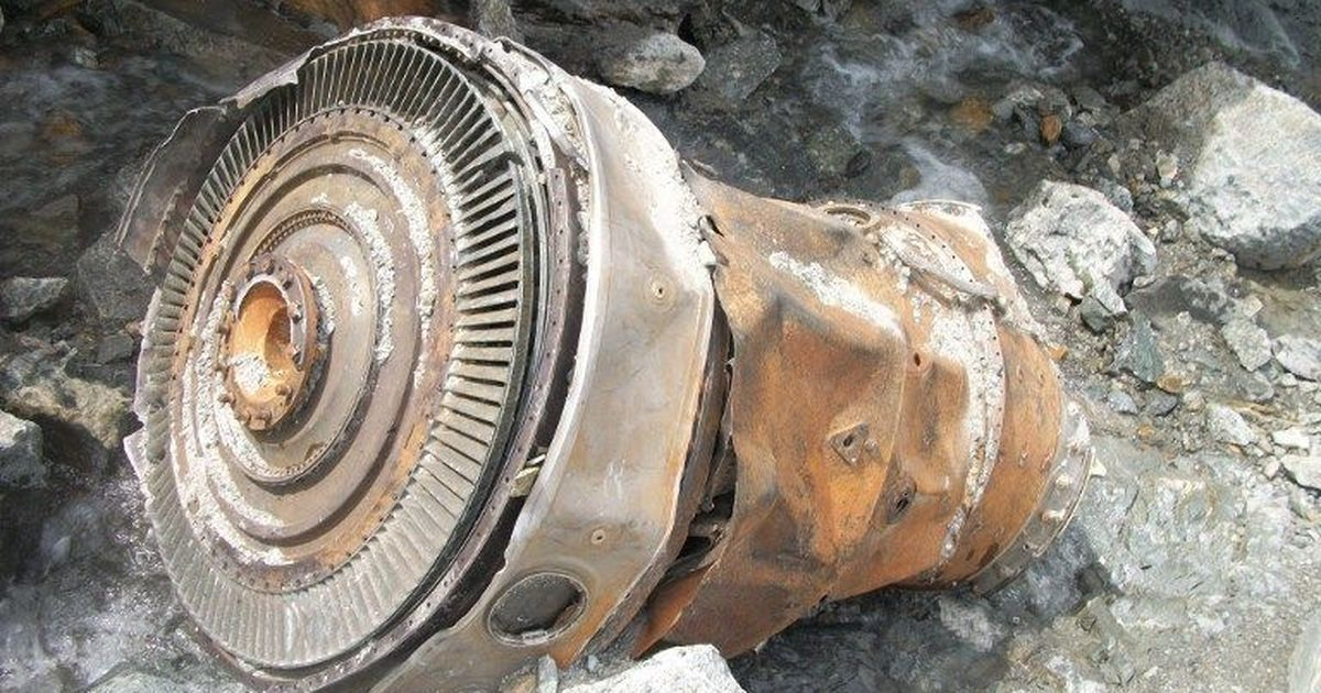 Remains of passengers from a decades-old Air India crash found in the French Alps