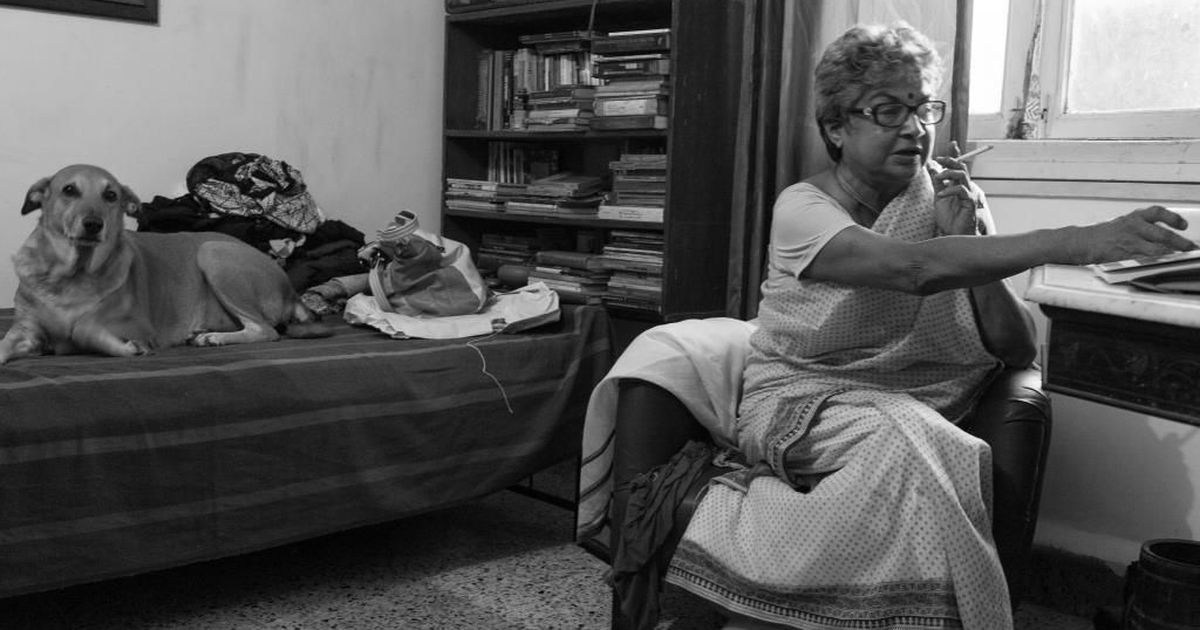 Eunice de Souza (1940-2017): Poet and inspirational teacher who lived with enjoyment and defiance