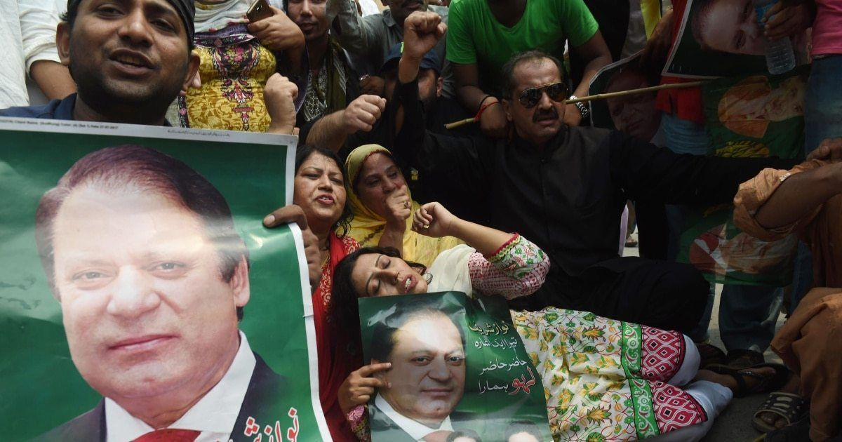 In Pakistan, the moment of an independent foreign policy initiative is gone with Nawaz Sharif