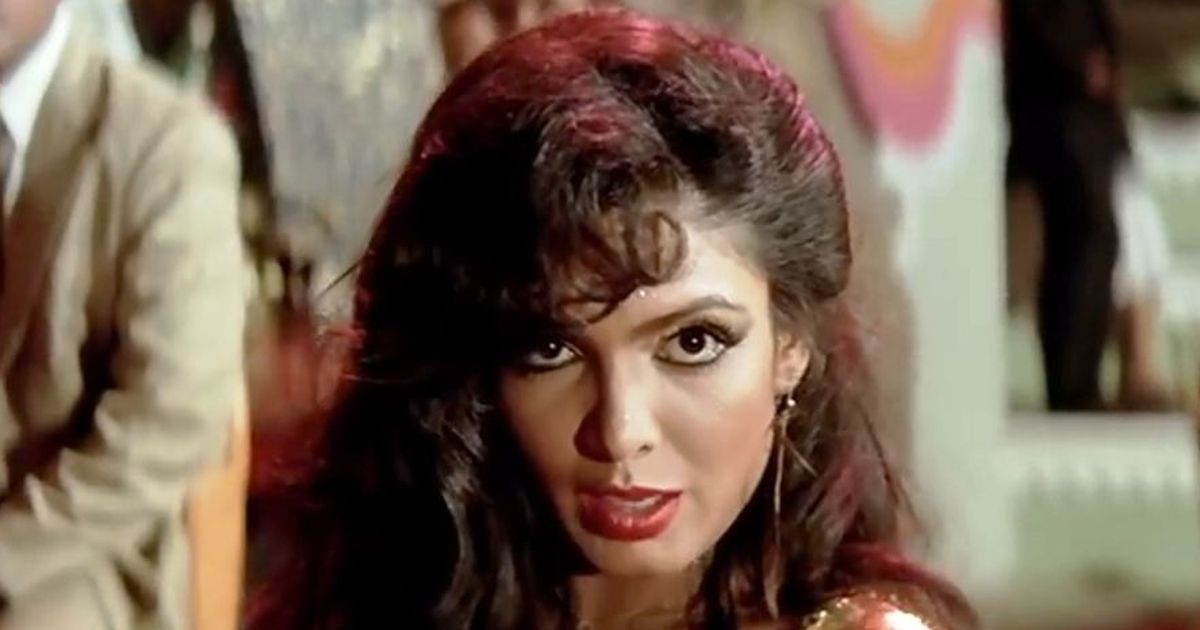 Picture the song: Bring out the eyeshades for 'Jawani Jaanemann' from 'Namak Halaal'