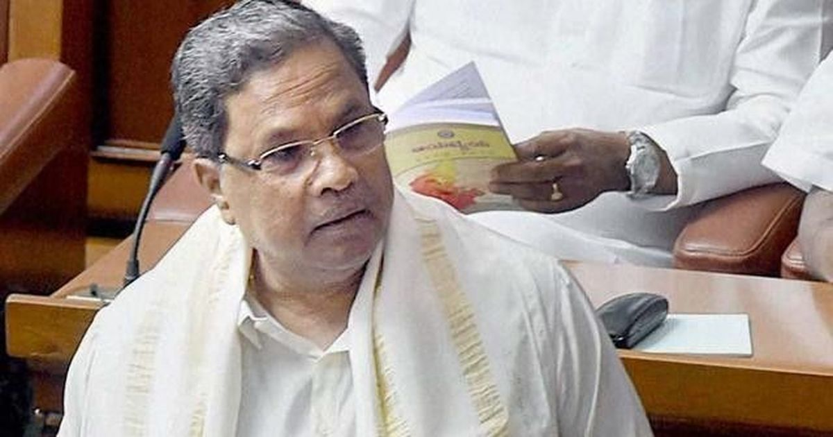 Watch: Karnataka CM Siddaramaiah says people from outside the state should adapt to Kannada culture