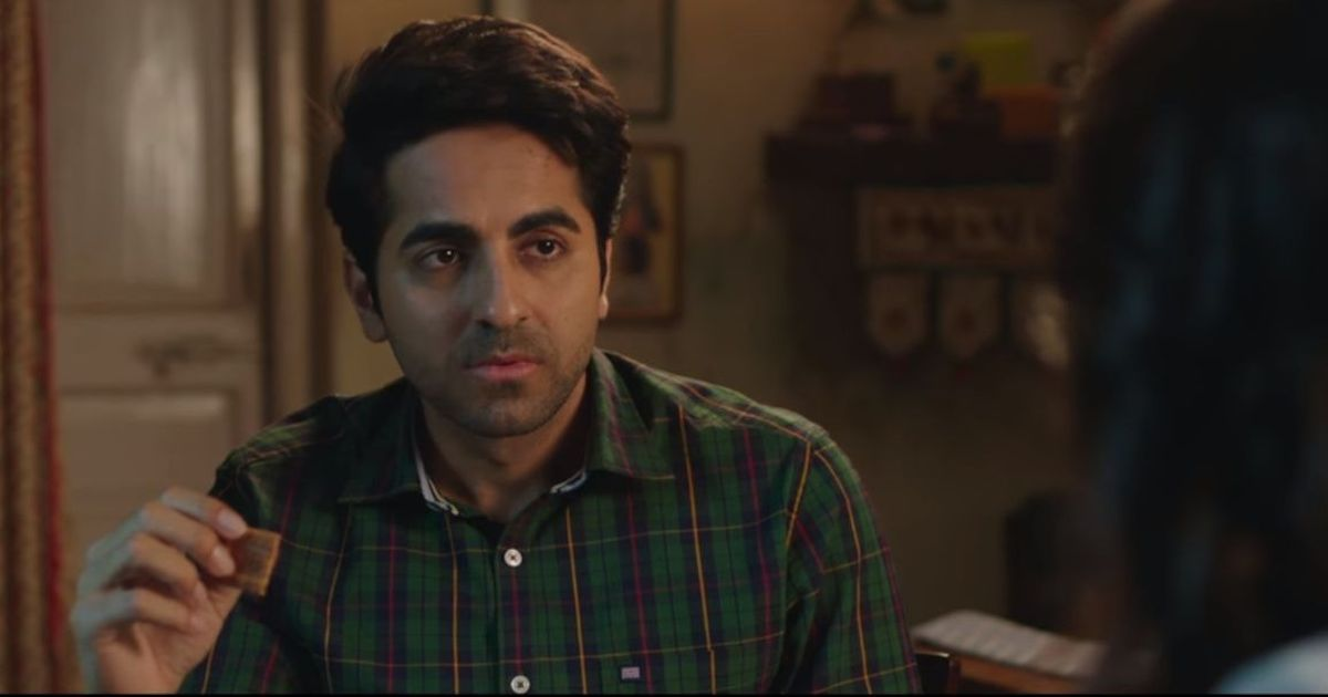 Marriage, warring families and 'gent's problems' in Ayushmann-Bhumi starrer 'Shubh Mangal Saavdhan'