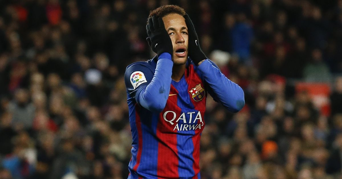 Ambitious or greedy? Twitter is abuzz as Neymar looks set to complete world record move