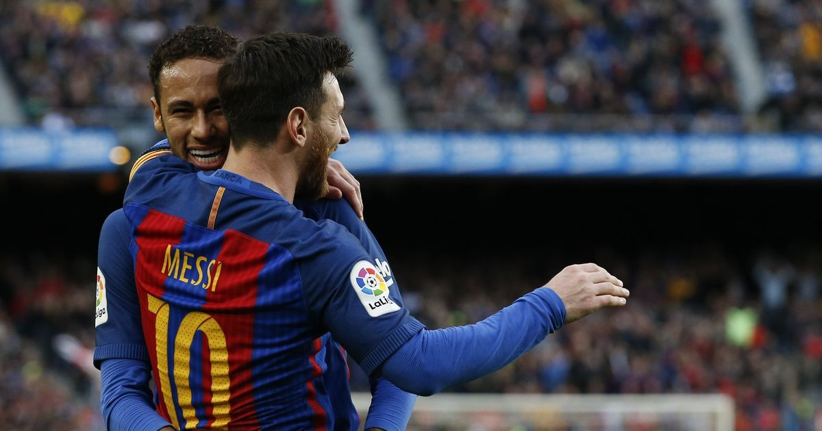 'Wish you good luck': Lionel Messi all but confirms Neymar's Barcelona exit