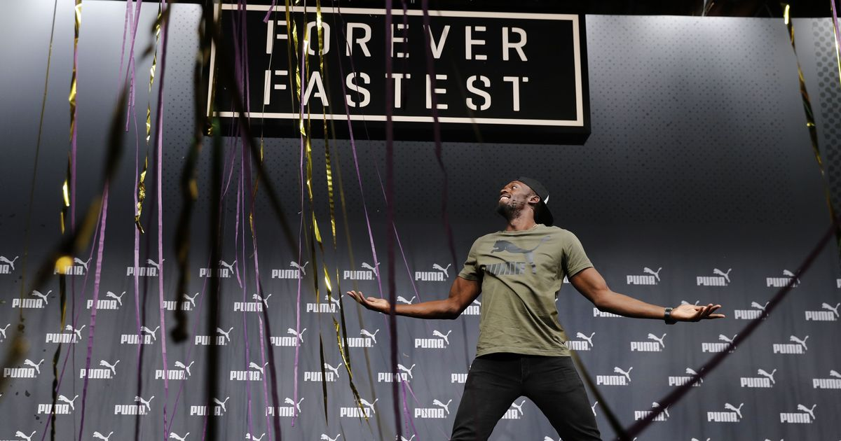 These four charts show how superhuman Usain Bolt's feats are in the 100-metre sprint