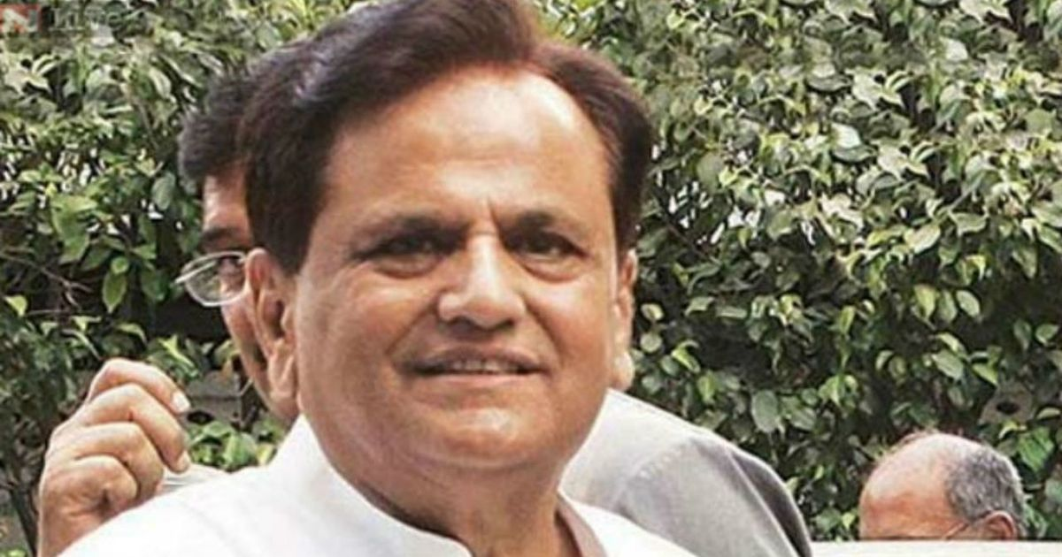 'It is personal': Why BJP is going all out to defeat Ahmed Patel in Rajya Sabha polls