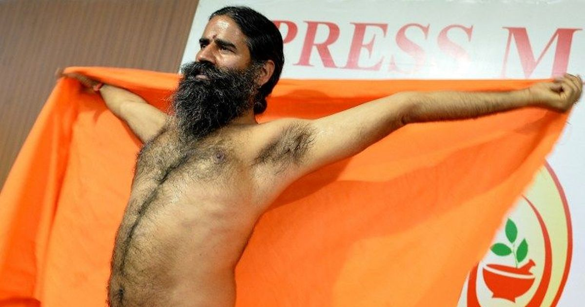 Ramdev's Patanjali will launch its own line of clothing by April 2018: Mint