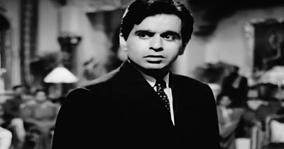 Flashback: When Dilip Kumar chose to play a character who commits an unpardonable crime