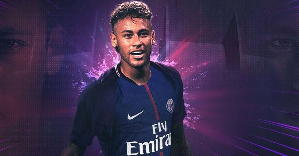 It's official: PSG confirm world-record deal with Neymar Jr
