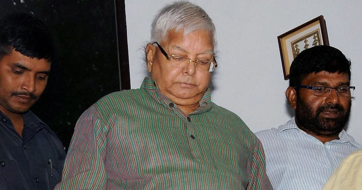 Fodder scam: Lost faith in CBI court, filed petition to move to HC, says Lalu Prasad Yadav's lawyer