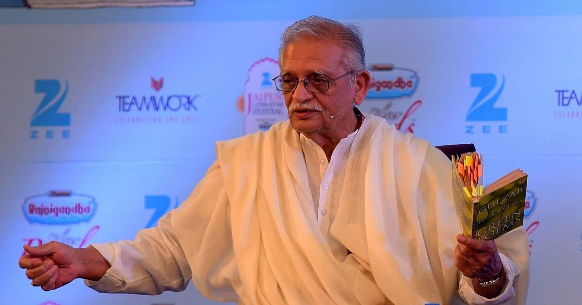 Why the Partition is not just a historical event but a work in progress for Gulzar