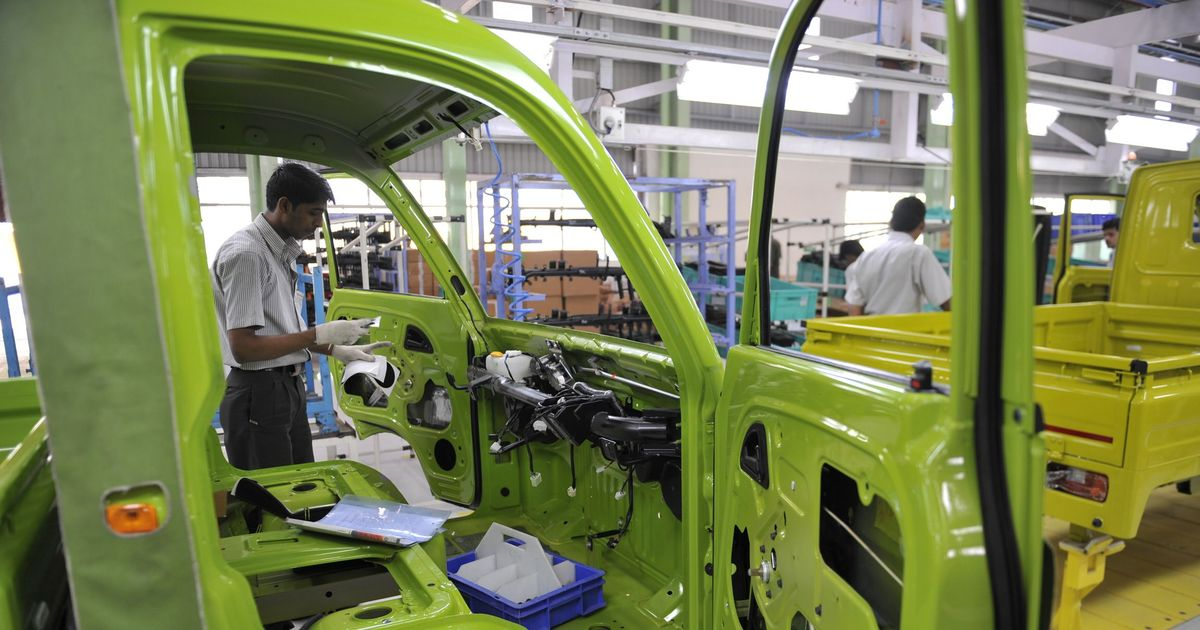New industrial index could offer distorted view of India's factory output at times, says study