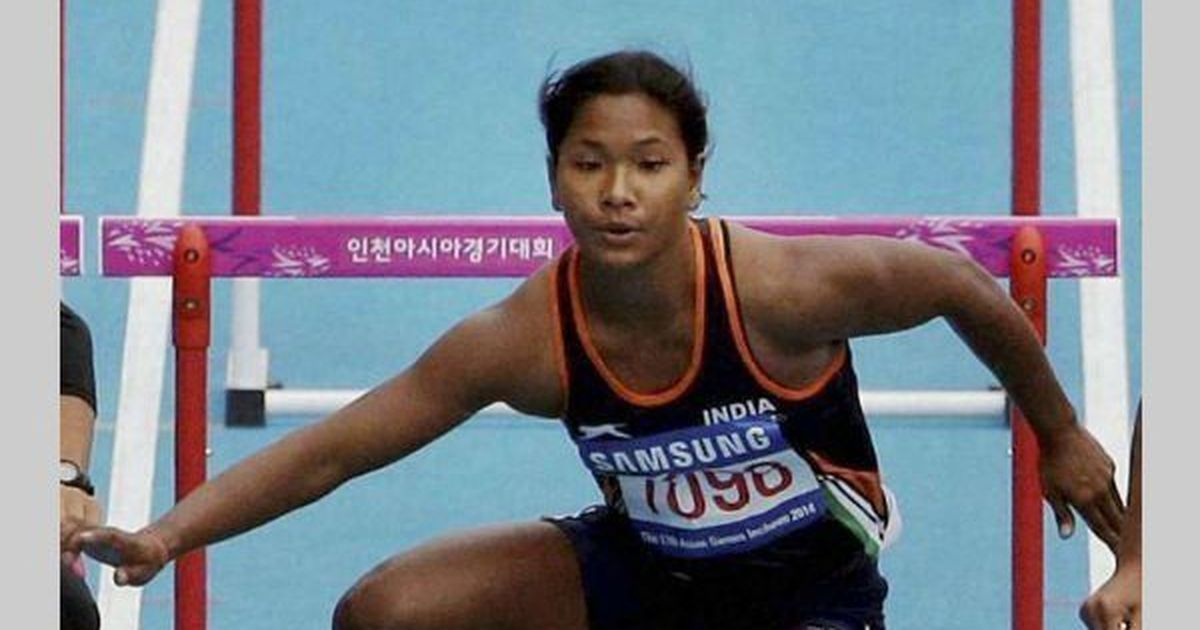 Worlds: Heptathlete Swapna Barman ends day on a disappointing note after making promising start