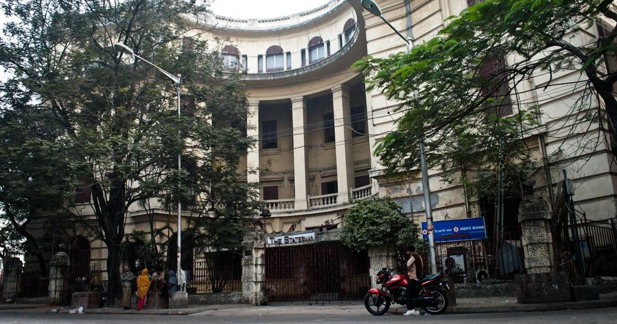 'The Statesman' and Chota Bristol: Two Calcutta icons that may collapse but will not die