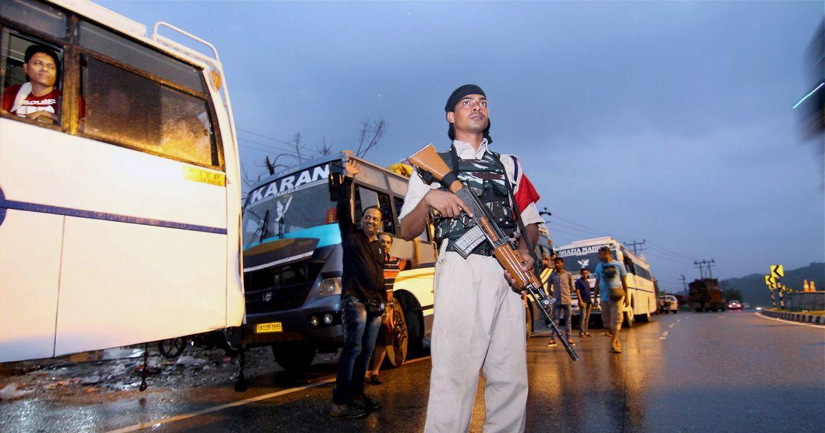 Amarnath yatra attack: Kashmir police say LeT responsible, three accused in custody