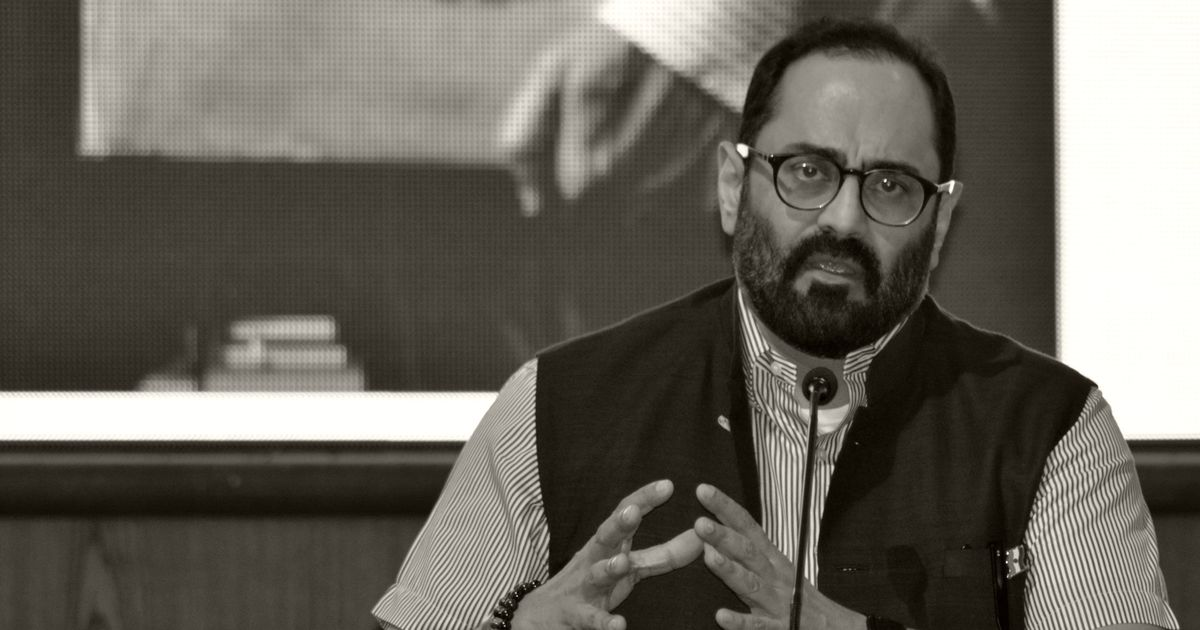 'It's all about market share': Arnab Goswami's funder Rajeev Chandrasekhar on Republic TV and more