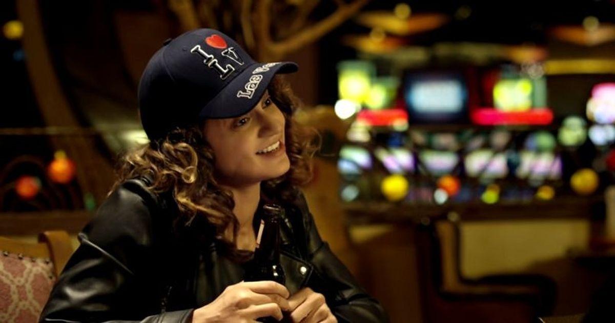 Watch: Kangana Ranaut plays a goofy gambler and bank robber in 'Simran'