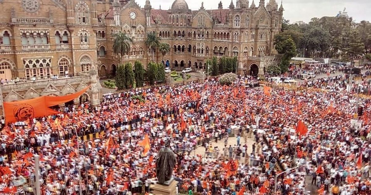 The big news: Marathas demand reservation with silent march in Mumbai, and nine other top stories